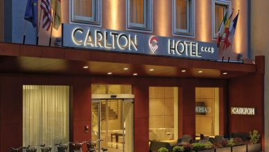 Hotel Carlton Ferrara - University Contest | The SunWod