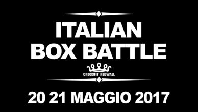 Italian Box Battle - CrossFit RedWall Ferrara | The SunWod