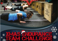 Xmas Endurance Team Challenge - CrossFit 20900 - Monza | The SunWod