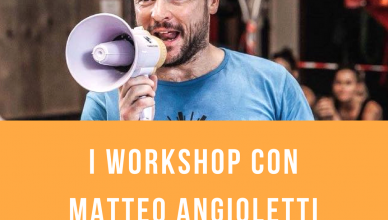 Prossimi workshop con Matteo Angioletti | The SunWod