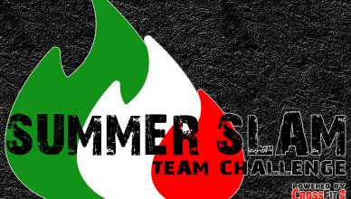 Summer Slam Pavia - CrossFit competition | The SunWod - viaggi e alloggi