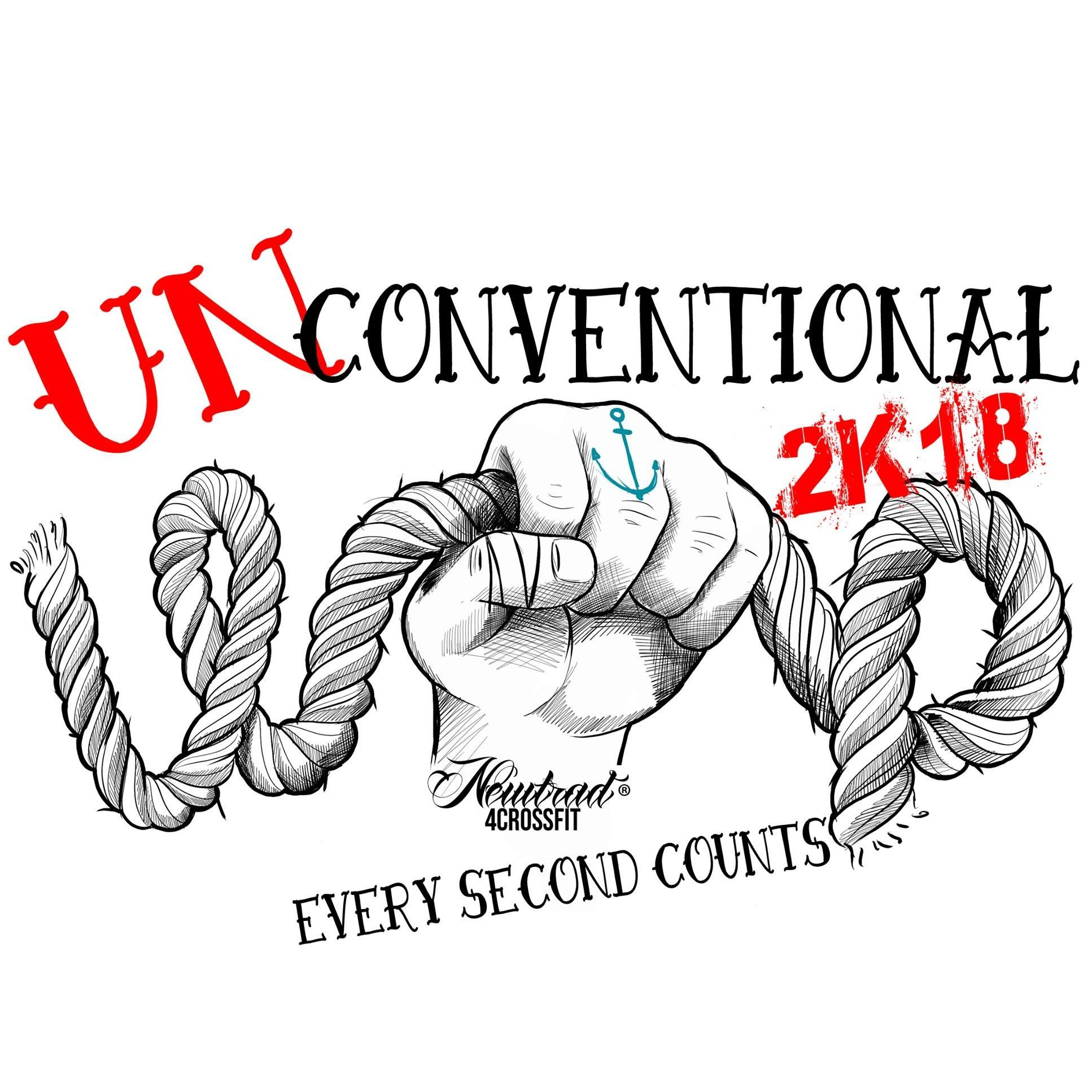 Unconventional Wod 2018